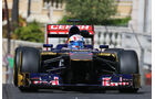 Jean-Eric Vergne - Toro Rosso - Formel 1 - GP Monaco - 23. Mai 2013