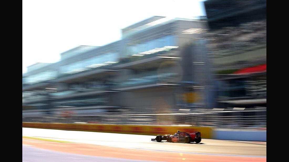 Jean-Eric Vergne - Toro Rosso - Formel 1 - GP Russland - 11. Oktober 2014