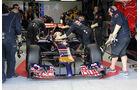 Jean-Eric Vergne - Toro Rosso - Formel 1 - Jerez-Test - 28. Januar 2014