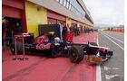 Jean-Eric Vergne - Toro Rosso - Formel 1-Test - Mugello - 2. Mai 2012