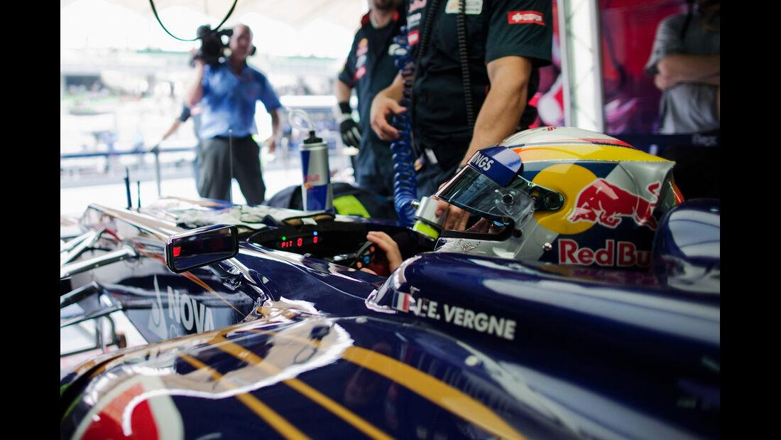 Jean-Eric Vergne - Toro Rosso - GP Malaysia 2012