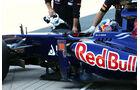 Jean-Eric Vergne - Toro Rosso - Young Drivers Test - Silverstone - 19. Juli 2013