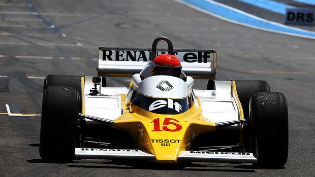 Jean-Pierre Jabouille - Formel 1 - GP Frankreich 2019
