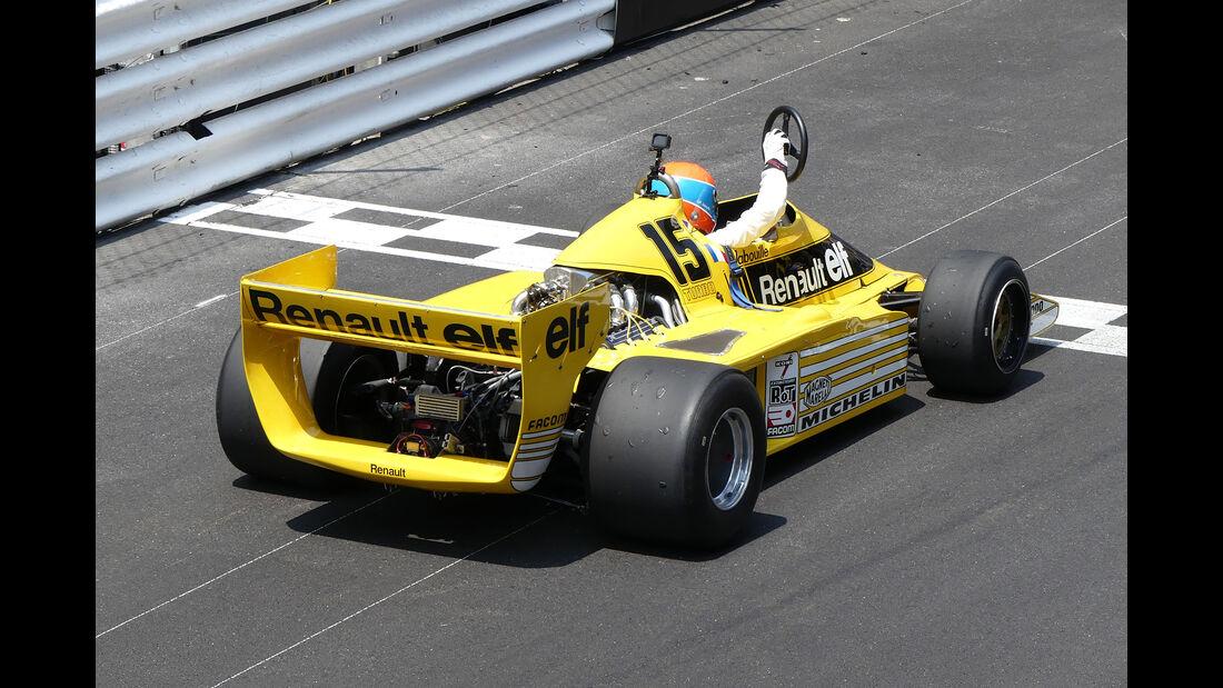 Jean-Pierre Jabouille - Renault - Formel 1 - GP Monaco - 26. Mai 2017