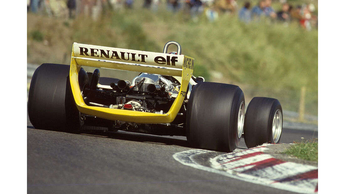 Jean-Pierre Jabouille, Renault RS10 Turbo