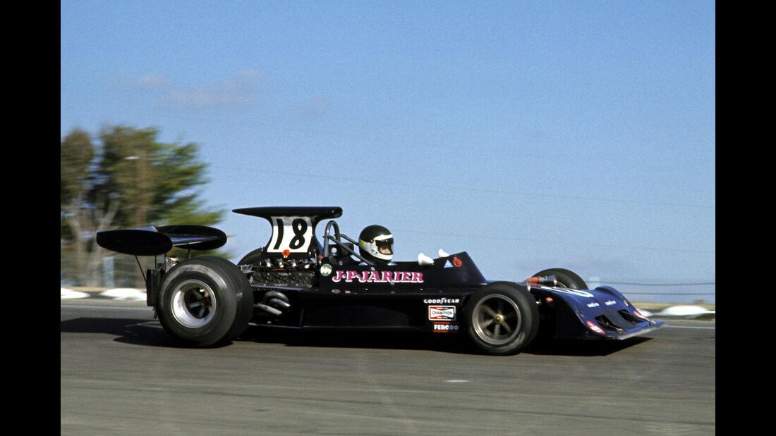 Jean-Pierre Jarier - March 731 - GP USA 1973