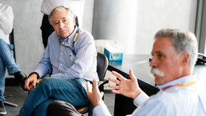Jean Todt - FIA - Chase Carey - Liberty Media - Formel 1
