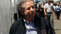 Jean Todt - FIA-Präsident - Formel 1 - GP Kanada - Montreal - 7. Juni 2014