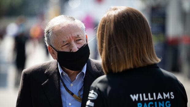 Jean Todt - Formel 1 - 2020