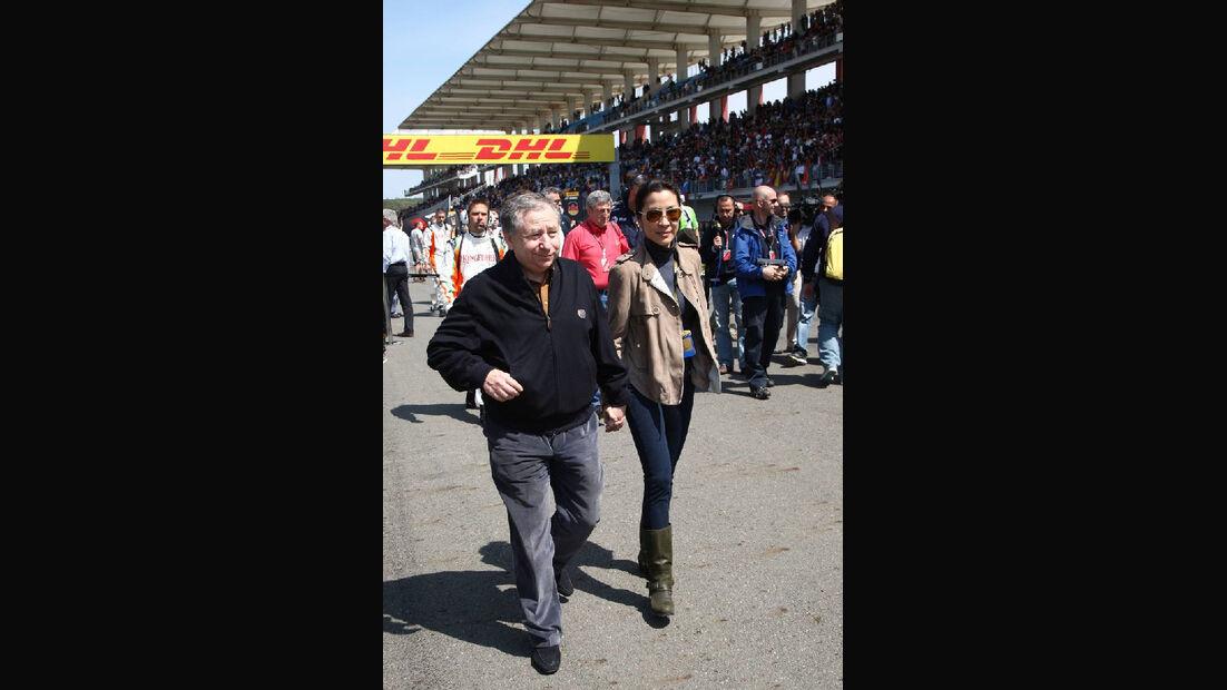 Jean Todt GP Türkei 2011