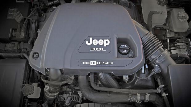 Jeep 3.0 V6 Ecodiesel-Motor VM