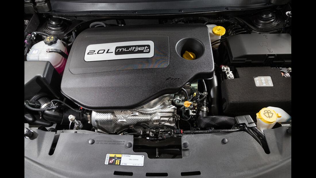 Jeep Cherokee 2.0 Multijet, Motor