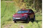 Jeep Cherokee 3.2 V6 Pentastar Trailhawk im Einzeltest