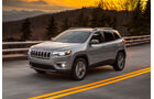 Jeep Cherokee Facelift 2018