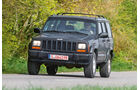 Jeep Cherokee, Frontansicht