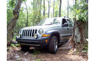 Jeep Cherokee/Liberty KJ 2001-2008