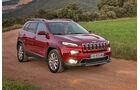 Jeep Cherokee Limited 2.0 Multijet 2014