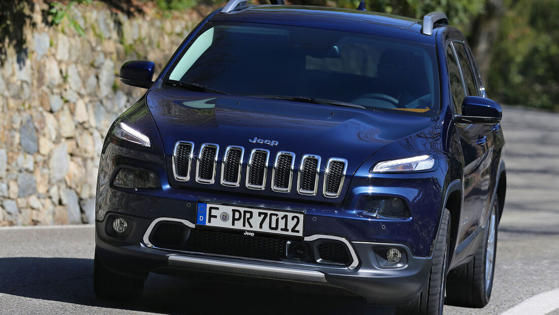 Jeep Cherokee Limited Multijet 2.2