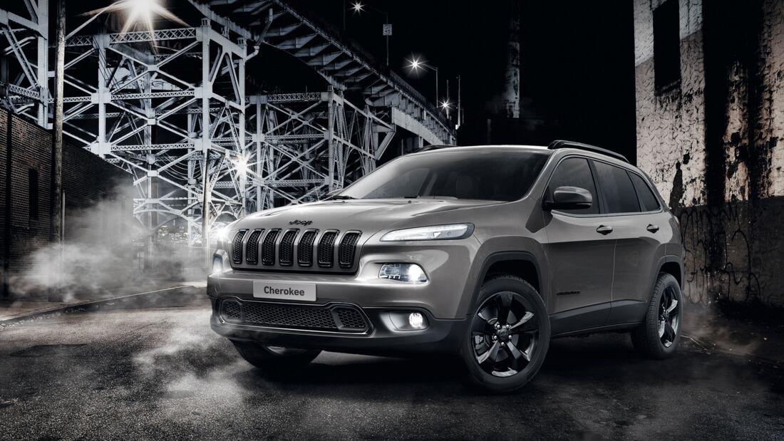 Jeep Cherokee Night Eagle Sondermodell