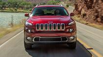 Jeep Cherokee US-Version