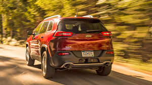 Jeep Cherokee US-Version