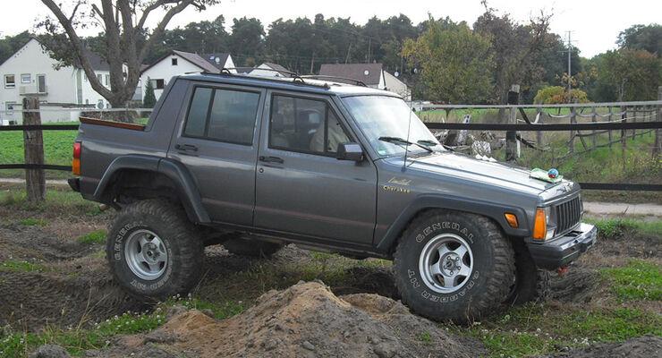 Jeep Cherokee XJ Pick-up