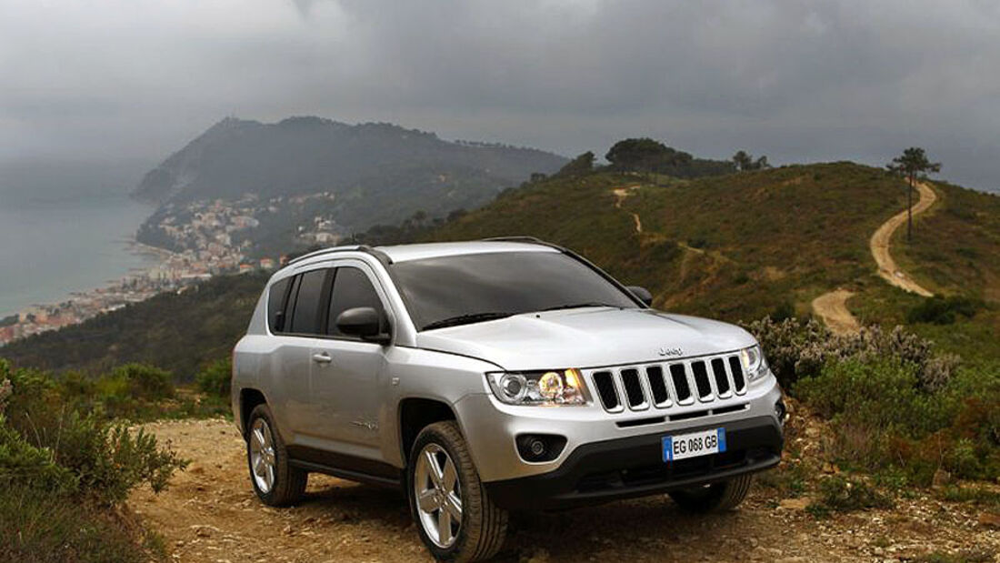 Jeep Compass 2.2 CRD 2011