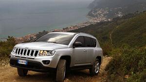 Jeep Compass 2.2 CRD 2011
