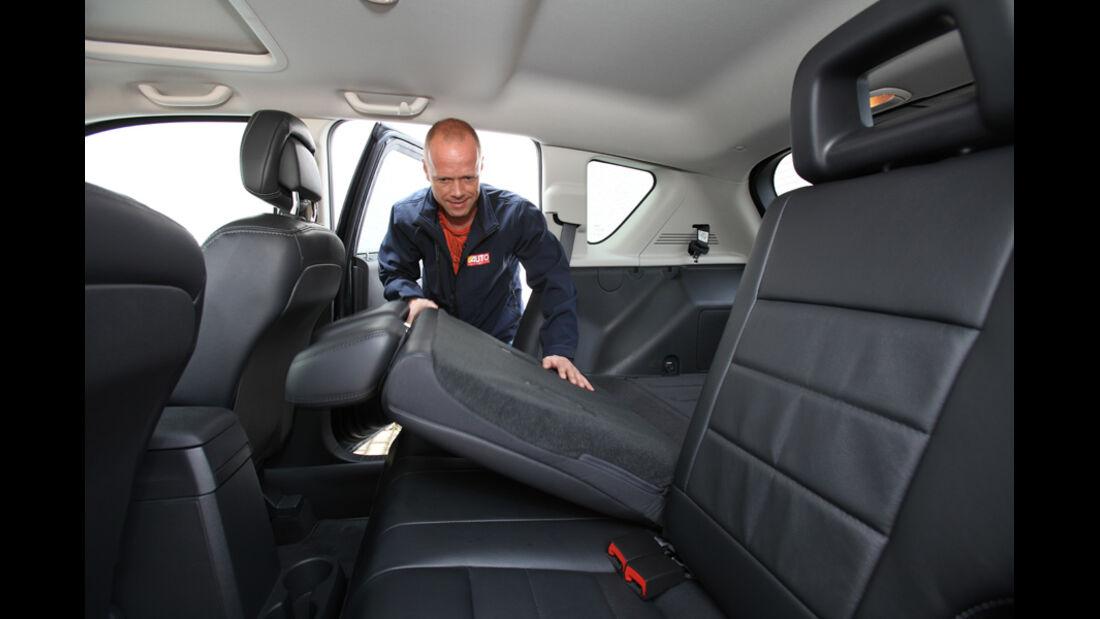 Jeep Compass 2.2 CRD Limited, Sitz umklappbar, Christian Bangemann