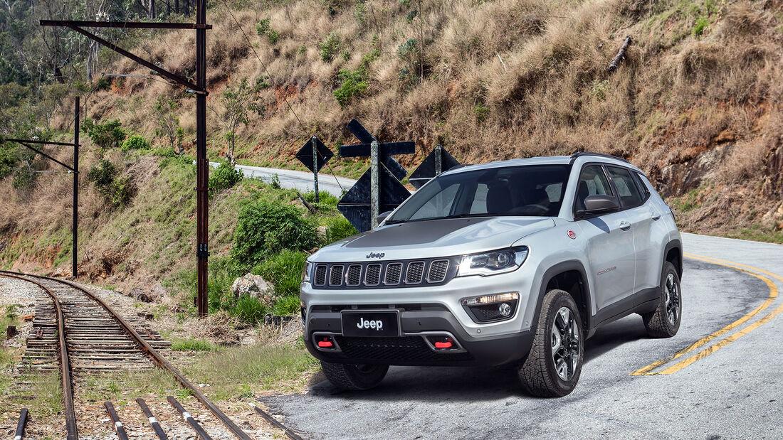 Jeep Compass (2018) Weltpremiere