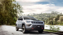 Jeep Compass (2018) Weltpremiere