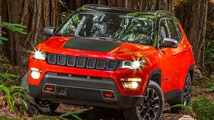 Jeep Compass 2018 Weltpremiere