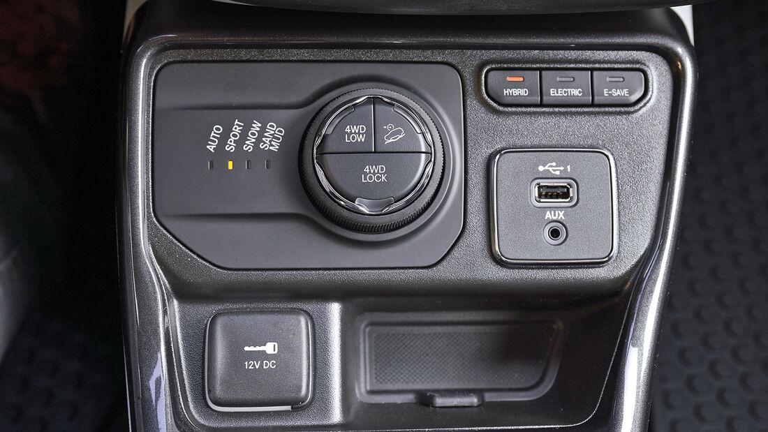 Jeep Compass 4xe S, Exterieur