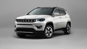 Jeep Compass Advertorial
