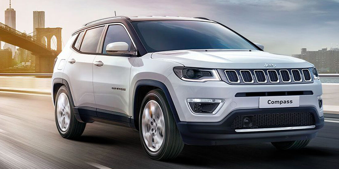 Jeep Compass Advertorial (2018)
