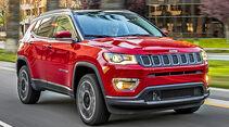 Jeep Compass, Best Cars 2020, Kategorie I Kompakte SUV/Geländewagen