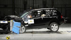 Jeep Compass Crashtest