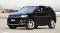 Jeep Compass, Exterieur