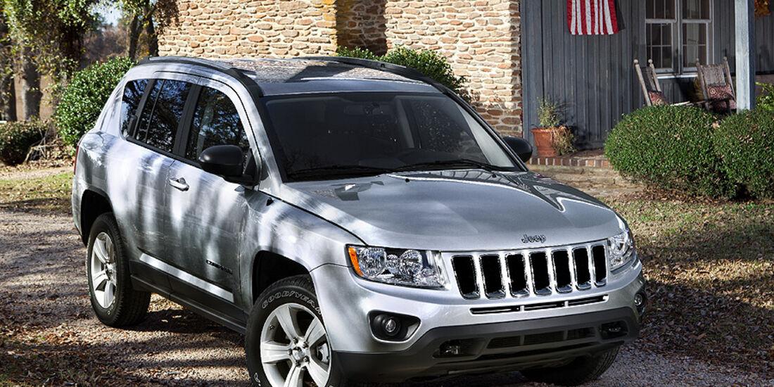 Jeep Compass Modelljahr 2011
