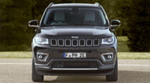 Jeep Compass, Plug-in-Station