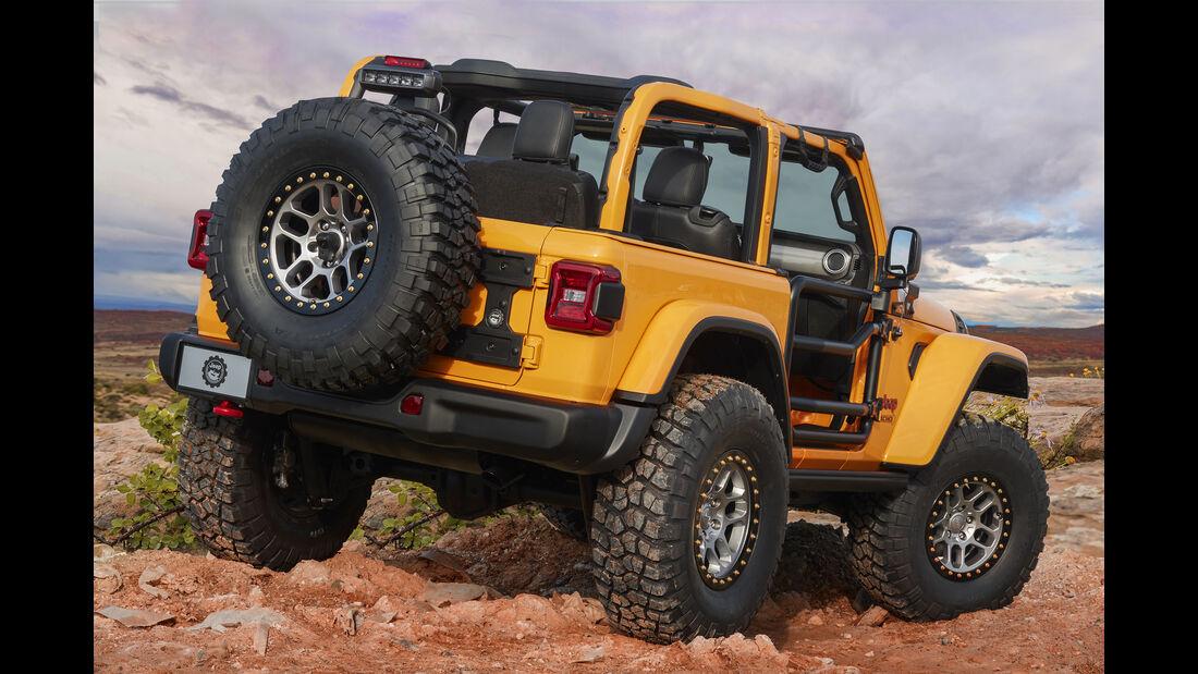 Jeep Concept Cars Moab Easter Jeep Safari 2018