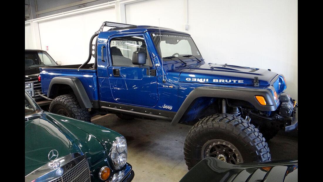Jeep - Garage Gerard Lopez 2013