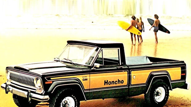 Jeep Gladiator Honcho original