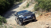 Jeep Grand Cherokee 3.0 CRD im Offroad-Test