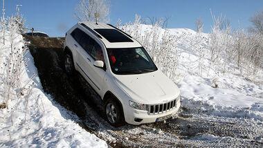 Jeep Grand Cherokee 3.6 Overland 2011