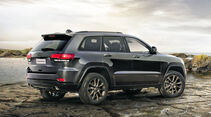 Jeep Grand Cherokee 75th Anniversary Autosalon Genf 2016