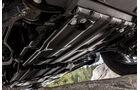 Jeep Grand Cherokee Facelift, Unterfahrschutz