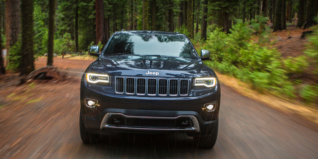 Jeep Grand Cherokee Facelift