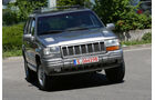Jeep Grand Cherokee, Frontansicht