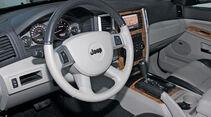 Jeep Grand Cherokee, Innenraum
